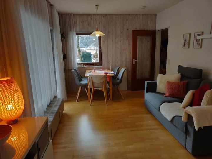 Moderne & gemütliche Ferienwohnung im Allgäu