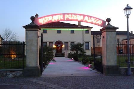 Alloggio Villa Corte Priuli,OK x Padova e Vicenza - Lissaro