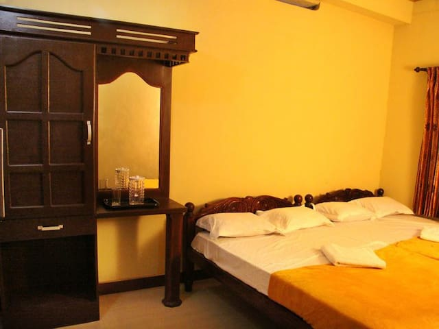 Family suite in Wayanad