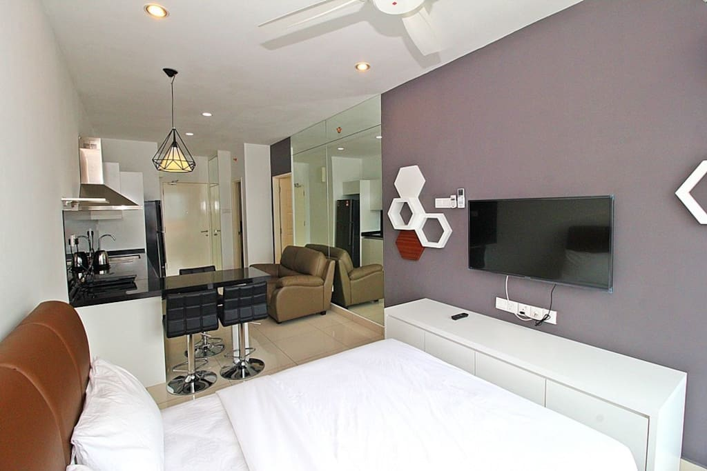 Family Suite with 2 double beds