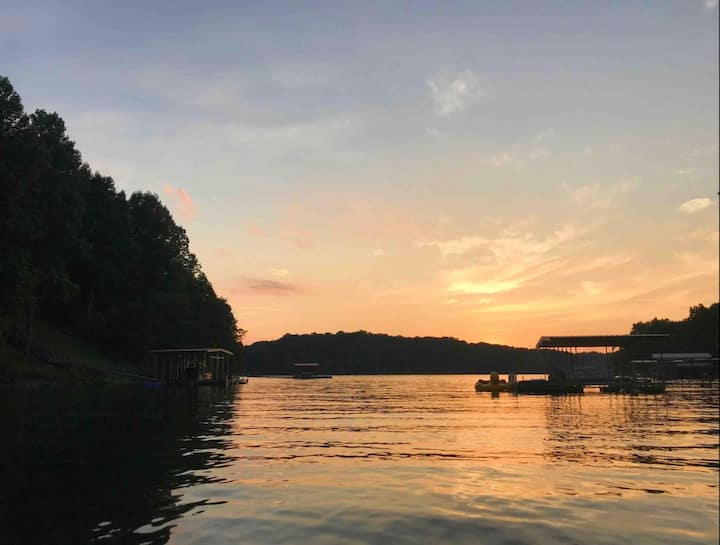 Family Friendly Getaway on Tims Ford Lake