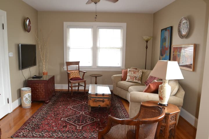 N3-Furnished 1 BR by Mt Lookout Square