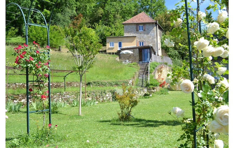 Holiday cottage with 2 bedrooms on 63m² in Cenac-et-Saint-Julien