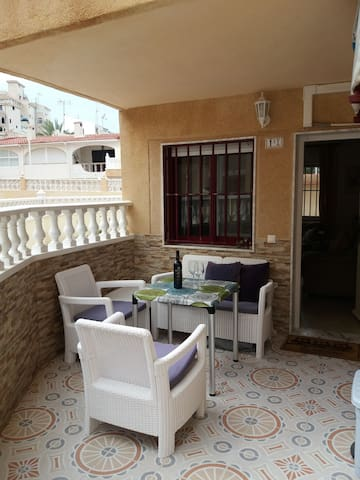 Cozy apartment near the best beach in Costa Blanca