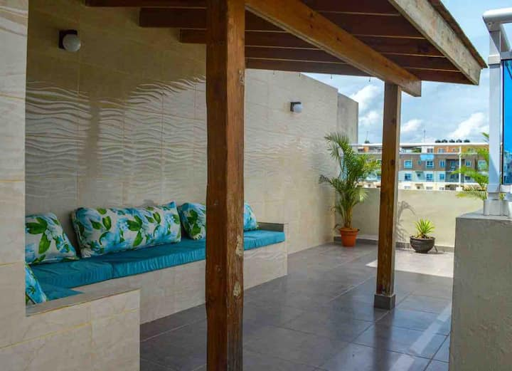 UPGRADED! Terrace, Balcony, 10 min to US Embassy★