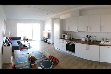 Beautiful apartment 8 min. from center by metro - Copenhague - Appartement