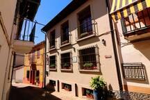 Fachada calle Llana