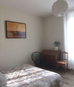Chambre lit 160 petit dèj inclus - La Roche-sur-Yon - Bed & Breakfast