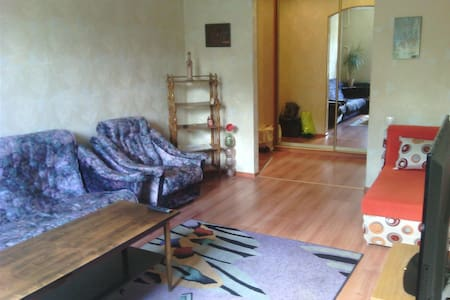 Downtown Minsk, 2 rooms apartment - Minsk - Apartment