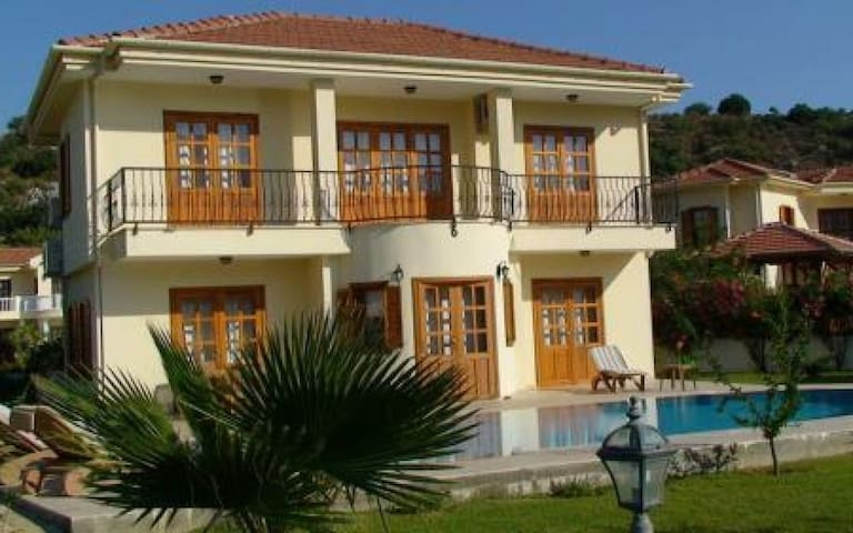 OD442-Dalyan Maras 3Bedroomed Villa