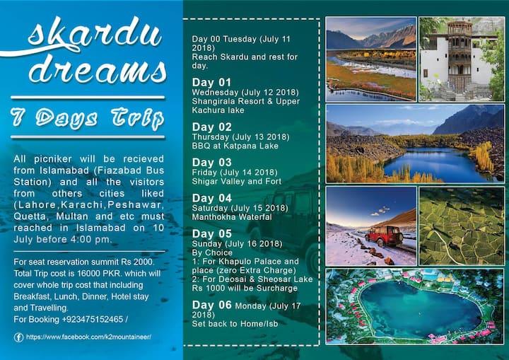 K2 Tourism Guest house(skardu)