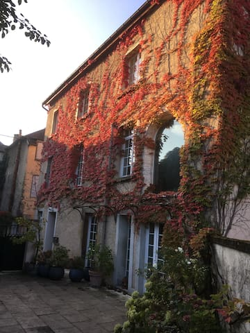 Appartement au coeur d'Arbois, - Arbois - Квартира