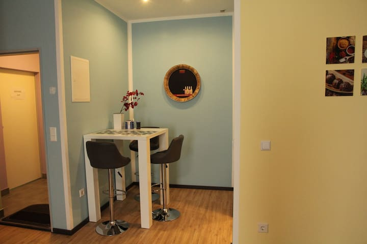 Ferien-/Monteur-Zentrum-Wohnung +W-LAN+Parkpl./13P
