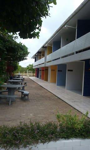 O Paraíso da Barra de São Miguel - Barra de São Miguel - Apartment