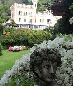 Stupenda dimora storica con parco - Lesa - Château