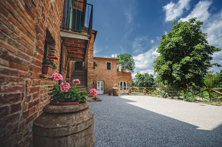 La Lisa: country house surrounded by fields - Foiano della Chiana - House