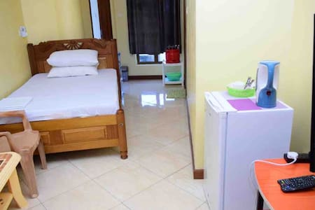 Conveniently located private studio in Nyali.