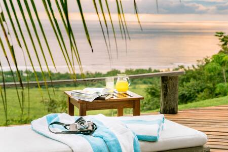 Privacy & Views for Two! - Playa San Miguel