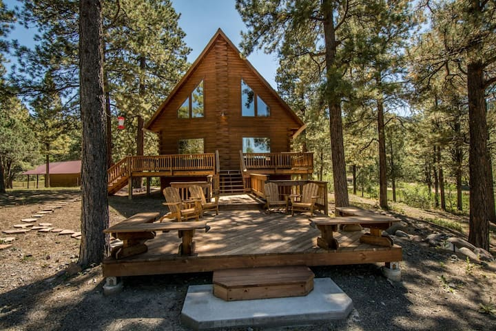 Mountain View Lodge - Pagosa Springs - Haus