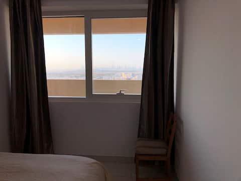 Dubai home with a view