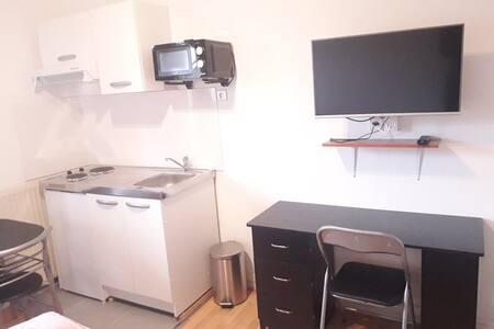 Studio indépendant dans appart Cergy St Christophe