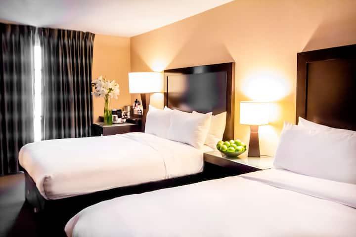 The Orlando Hotel, Standard Double Queen