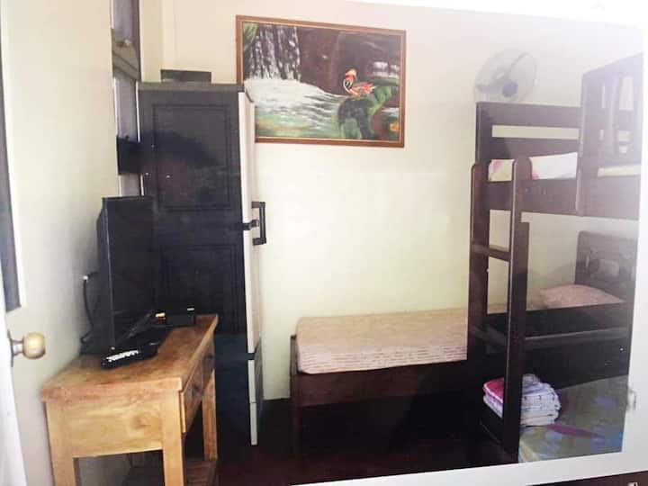 Sea Grace Resort, Best Budget Room! PHP 2500 only!