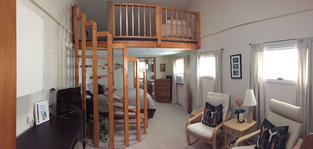Studio Apartment in Chenango Bridge - Binghamton