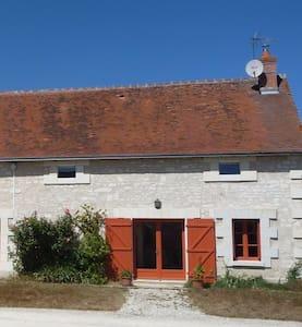 Dalhias, une suite de 3 chambres - Saint-Senoch