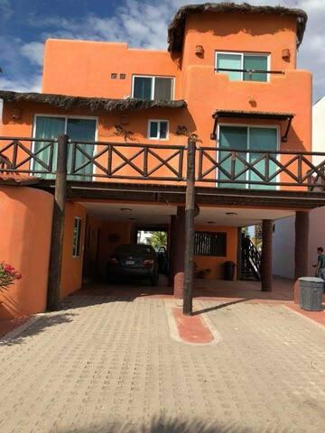 rento hermosa casa en villas del mar nuevo altata