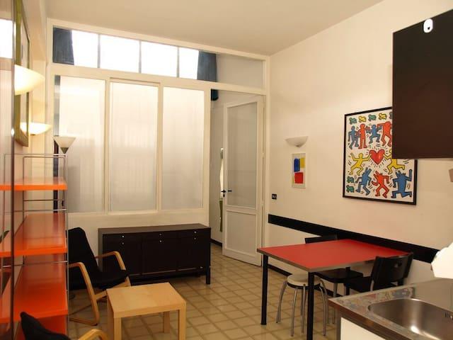 Keith Haring Flat