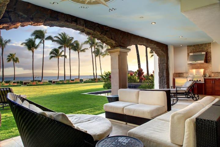 Stunning WBV A102, Premier Beach Front Villa!!