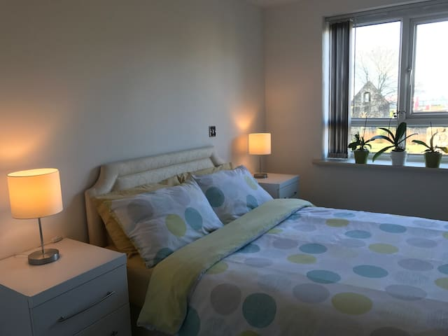 A+ Room in Southampton City Centre + Free Parking