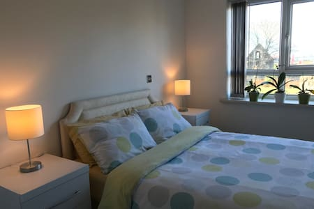 A+ Room in Southampton City Centre + Free Parking - Southampton - Apartemen