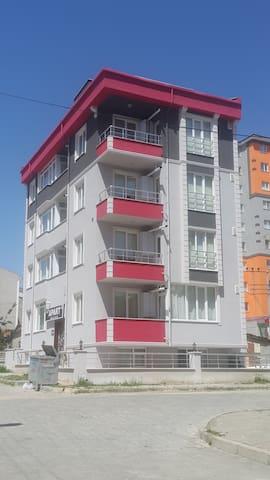 EDİRNE MERKEZ GÜNLÜK KİRALIK LÜKS DAİRELER.. - Edirne Merkez - Apartament