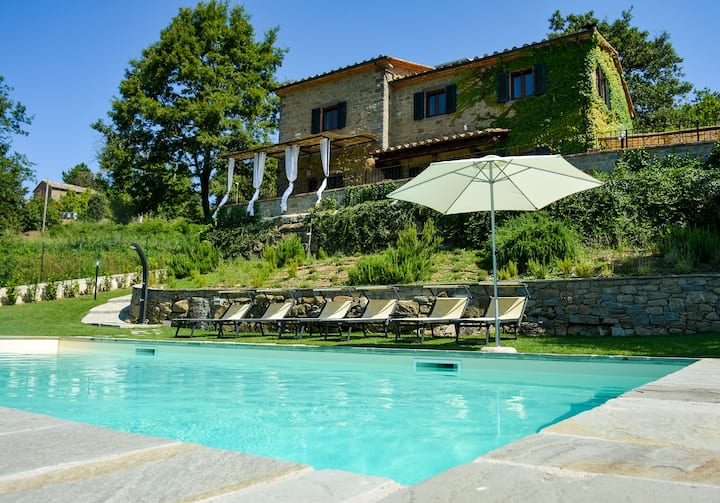 Casa Trasimonte | country house with private pool