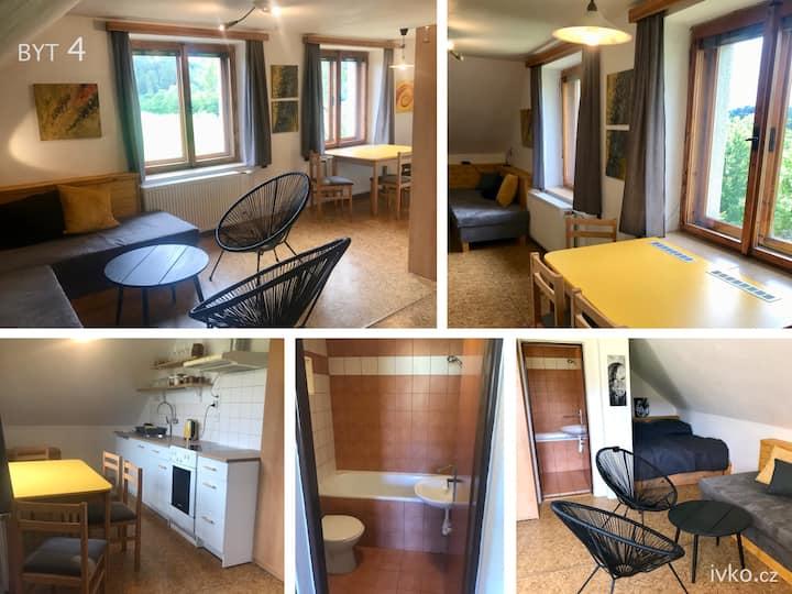 Apartmán Ivko pro 2
