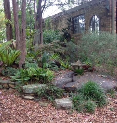 Winmalee Hideaway on 3 bush acres - Winmalee - Hus