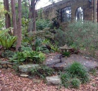 Winmalee Hideaway on 3 bush acres - Winmalee - Rumah