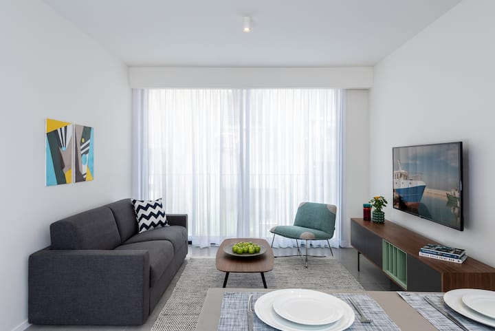 Shenkin Center TLV Serviced apartment by Master