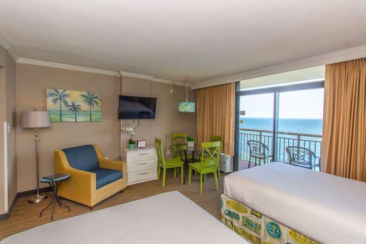 Oceanfront Studio Suite~Caravelle Resort 1513