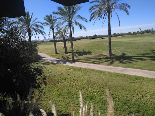 Roda Golf & Beach Resort - San Javier - Appartement