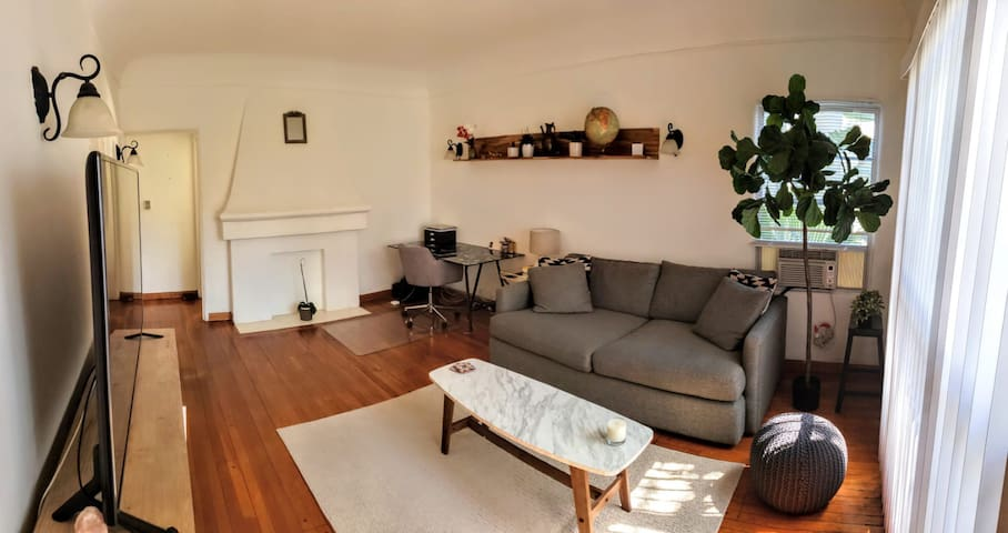 Bright & Spacious Apt. in Central Miracle Mile!