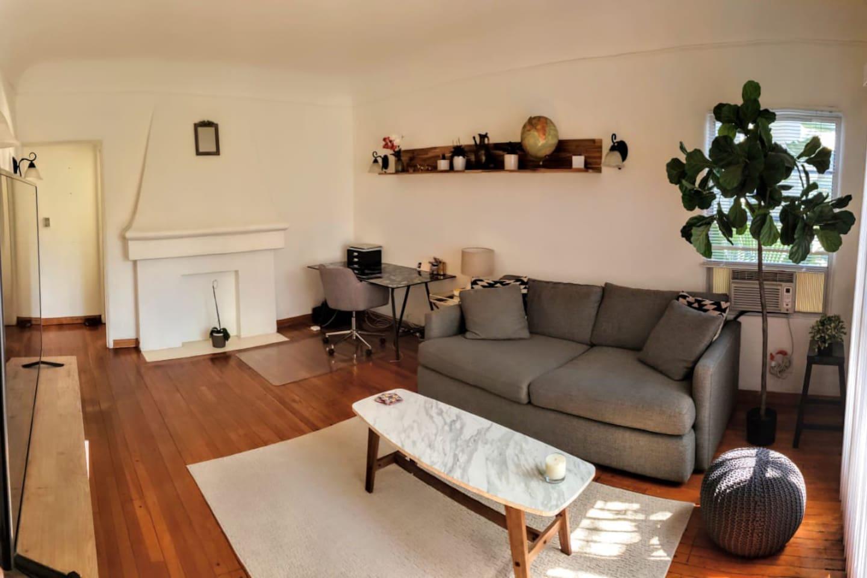 Living Room Opposite Side