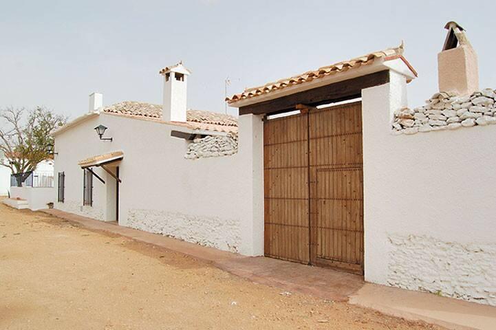 HUERTA EL TRANQUILLON. Tranquilidad familiar.