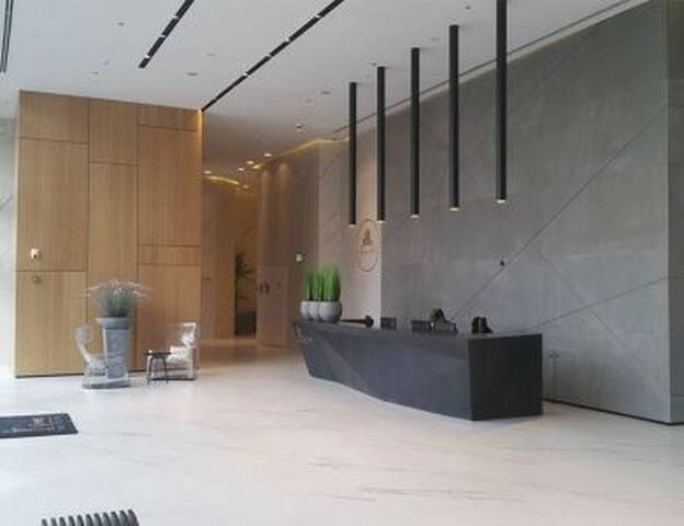 Luxury couple suite