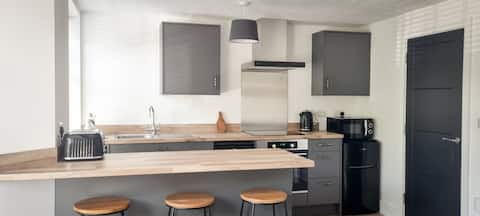Perfect town centre apartment, sleeps 4