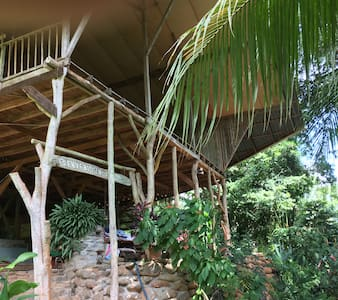 Hostel Cascada Verde at the Waterfall - Uvita - โฮสเทล