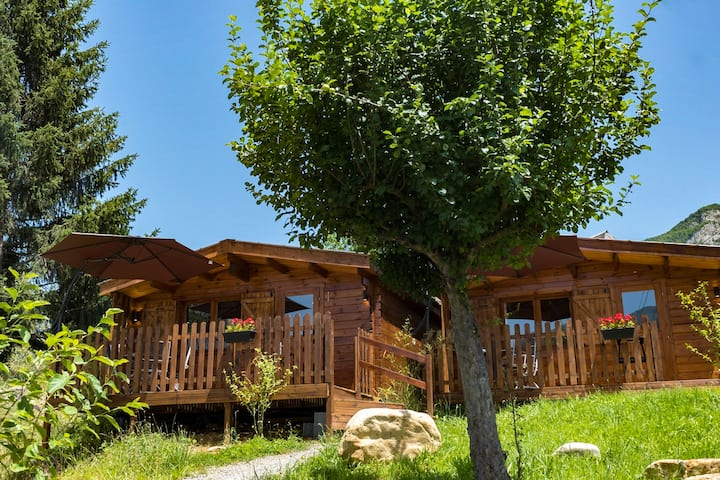 Cabin Miloby 3. Beautiful, Tranquil. Luxury for 2