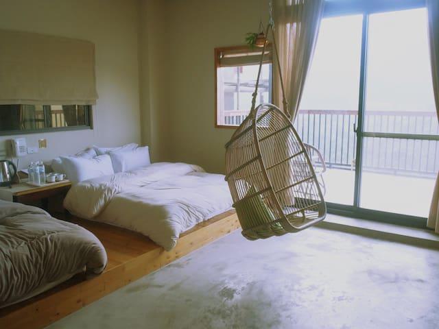 七天四季–Room Apr. 『四月房』 - Lugu Township - Wikt i opierunek
